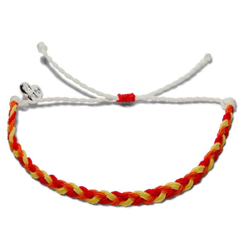 Blue Lightning - Set - Freundschaftsarmbänder