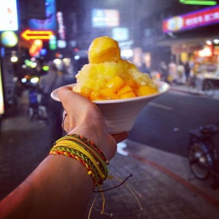 Yellow Sun - Perlen