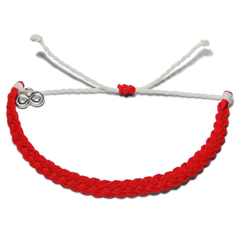 Blue Lightning - Perlen - Freundschaftsband
