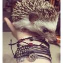 Stoppt den Wildtierhandel - Perlen - Freundschaftsband