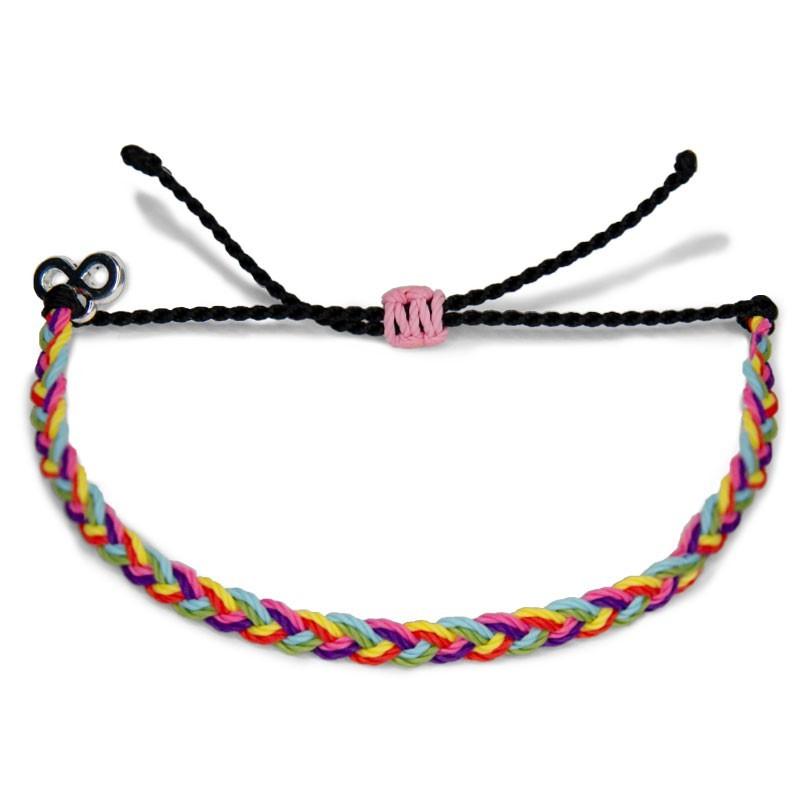 Neon Green - Geflochten