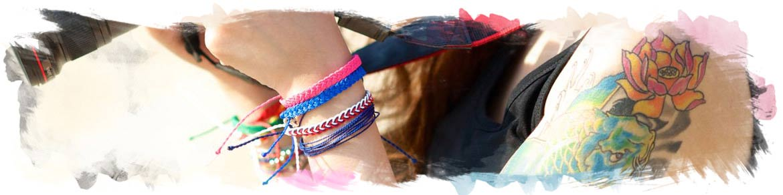 Weltfreund Armbänder