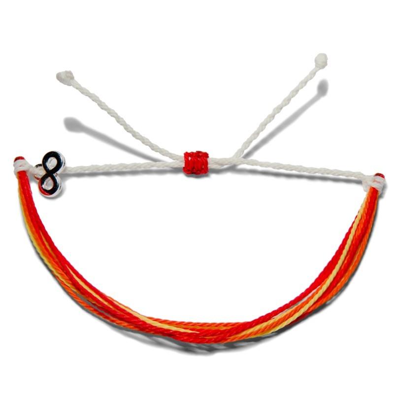 Jungle Green - Perlen - Freundschaftsband