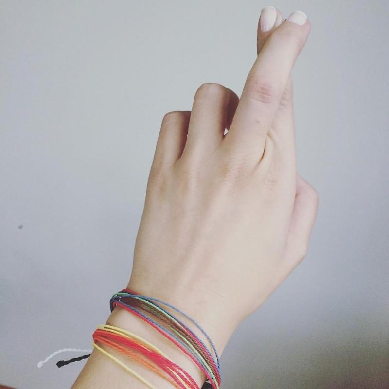 Blue Lightning - Freundschaftsband
