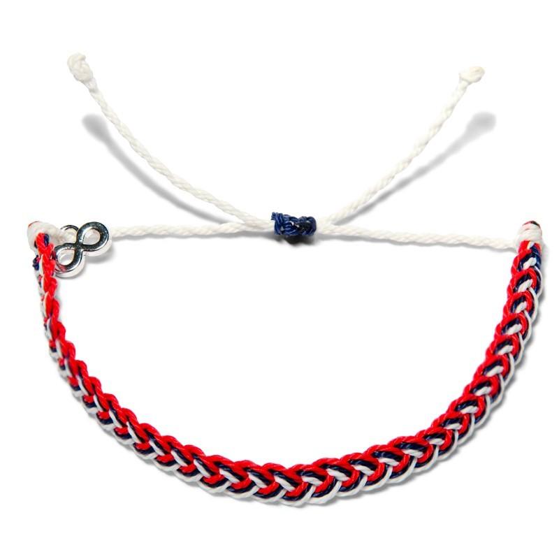 Orange Juice - Perlen - Freundschaftsband