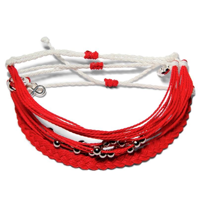 Red Dragon - Set - Freundschaftsarmbänder