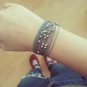 Hilfe für Syriens Flüchtlingskinder - Perlen - Freundschaftsband