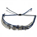SOS Kind - Geflochten - Freundschaftsband
