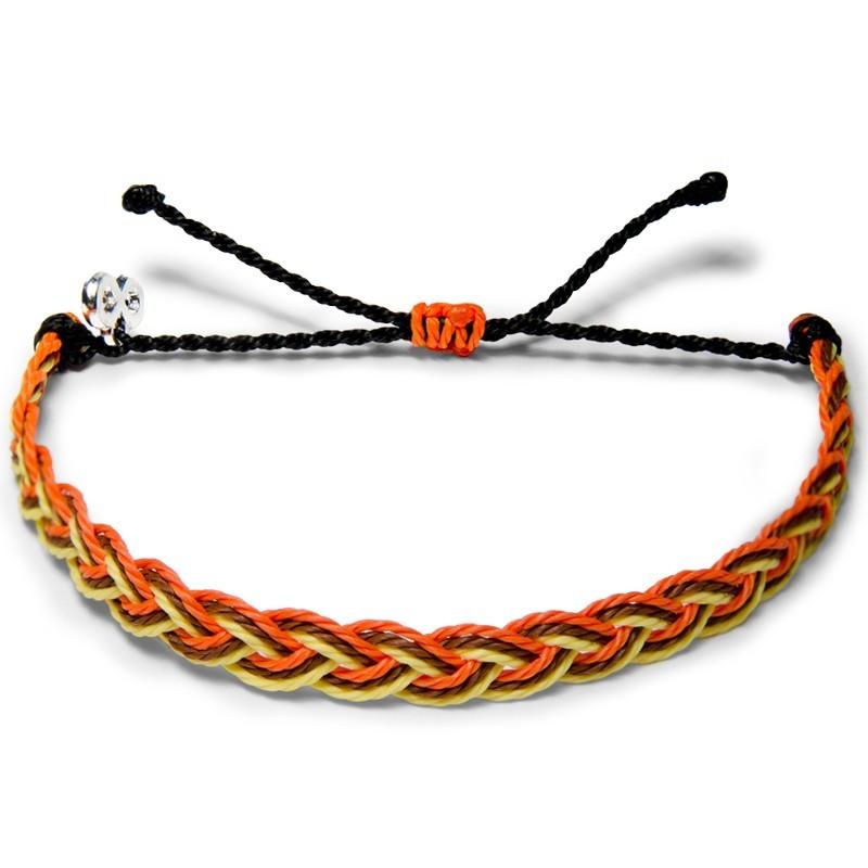 """""""Lime Green"""" Freundschaftsarmbänder Set online bestellen"""