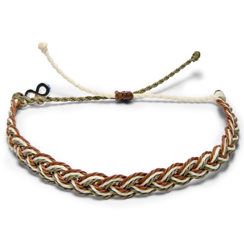 """""""Red Wine"""" Multistring Armband mit Perlen online bestellen"""