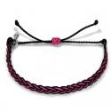 Rettet die Wale - Freundschaftsarmband mit Perlen für den Schutz der Wale