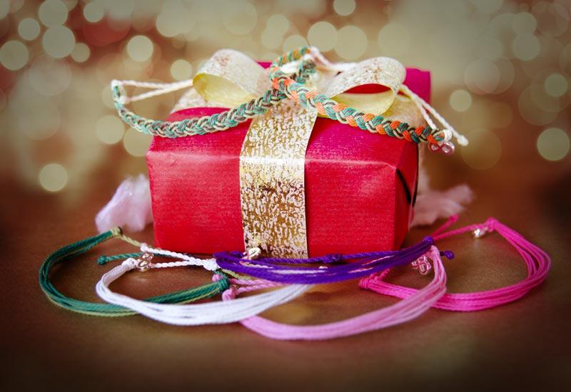 Weltfreund Armbänder als Weihnachtsgeschenk